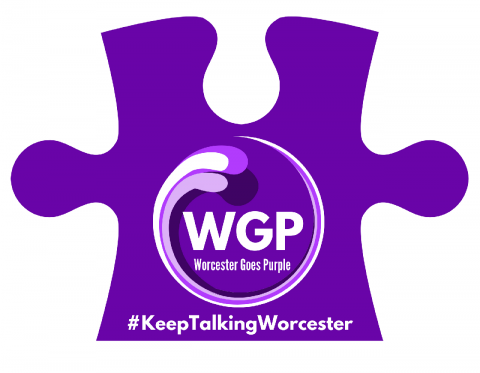 Worcester Goes Purple Partner